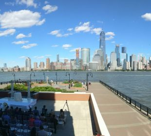 Ausblick Hotel Hyatt Regency Jersey City On The Hudson