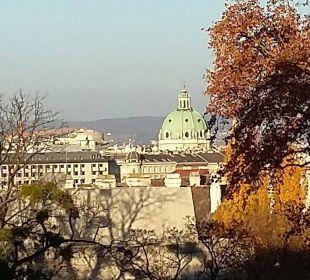 Nochverbergen in Wien! Austria Trend Hotel Savoyen Vienna
