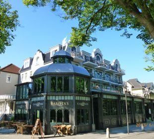 Frontseite Europa Hotel Kühlungsborn