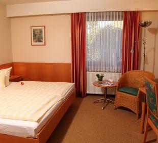 Doppelzimmer der Standardkategrie Ringhotel Paulsen