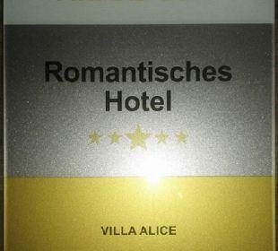 Sonstiges Hotel Villa Alice