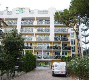 Hotel Hotel Eraclea Palace
