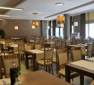 Ausschnitt eines der Räume vom Anka-Restaurant Aska Lara Resort & Spa