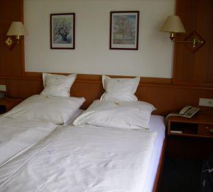 Bequeme Betten Hotel Fürstenberg