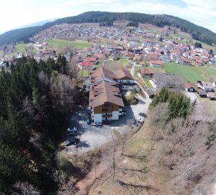 Hotel mit Langdorf  Sonnenhotel Eichenbühl