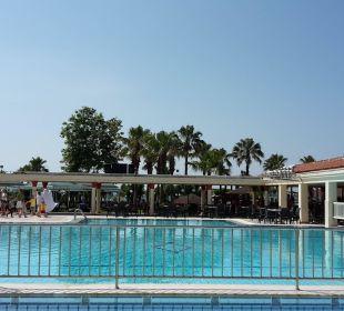 Poolanlage Club Aldiana Side (Vorgänger-Hotel – existiert nicht mehr)