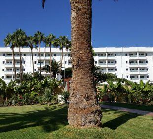 Blick vom Appartement Hotel Miraflor Suites