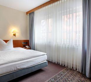 Standard Einzelzimmer Hotel Am Jakobsmarkt