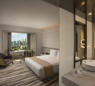 Deluxe Room Carlton Hotel Singapore