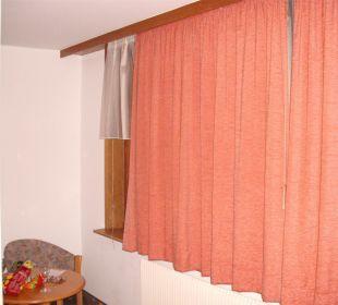 Vorhänge zu kurz Hotel Traube