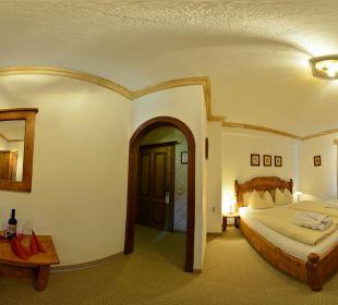 Schlafraum Zimmer 202 Hotel-Pension Edelweiss