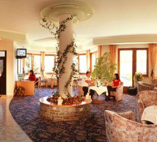 Hotelhalle Hotel Garni Belmont
