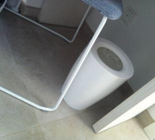 015 nach jedem Mal duschen.Mangel in allen Zimmern IBEROSTAR Santa Eulalia (Im Umbau/Renovierung)