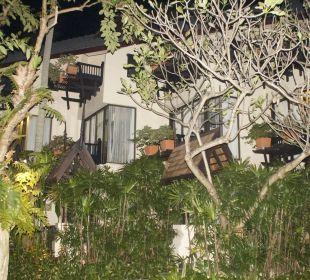 Seitenansicht rechts Anantara Bophut Resort & Spa