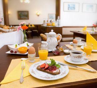 Frühstückszimmer Hotel Villa Rein