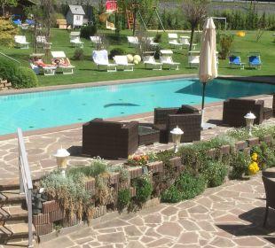 Garten im Hotel Alpen Adria Hotel & Spa