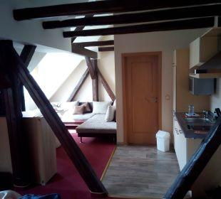 Gemütliches Appartment unterm Dach Apart Hotel Wernigerode
