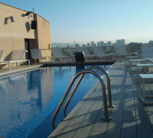 Klasse Hotel H10 Marina Barcelona