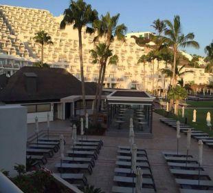 Zimmerausblick Sensimar Calypso Resort & Spa