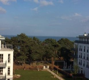 Aussicht Ostsee Steigenberger Grandhotel and Spa