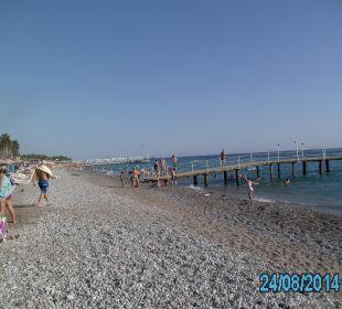 Kies Strand Club Sidera (Vorgänger-Hotel – existiert nicht mehr)