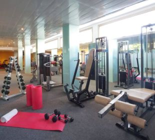 Gym Hotel JS Alcudi Mar
