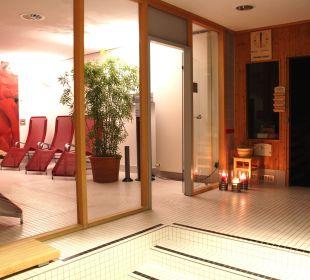 Saunabereich Kongresshotel Potsdam am Templiner See
