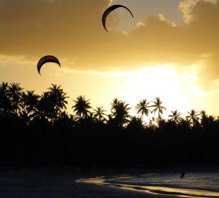 Sonnenuntergang Grand Bahia Principe El Portillo