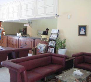 Eingangshalle Hotel Flamingo Beach Resort