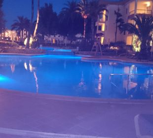 Nichtschwimmerpool Hotel Viva Tropic