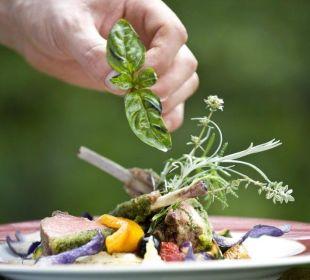 Unser Küchenteam wird Ihren Gaumen verzaubern Silence & Schlosshotel Mirabell