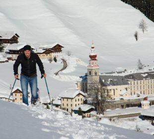 Schneeschuhwandern Lesachtal Gasthof Paternwirt
