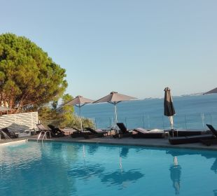 Pool Marilena Sea View Hotel