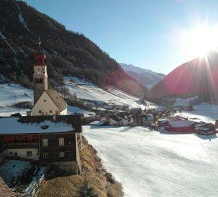 Morgens, Blick ins Tal Tonzhaus Hotel & Restaurant