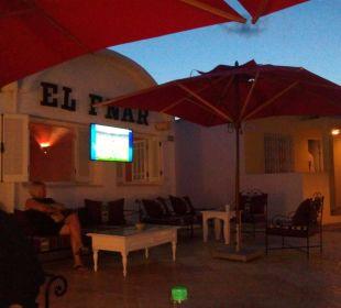 Cafe Maure! Hotel Samira Club