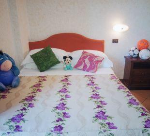 Camera per famiglie Hotel Sovestro