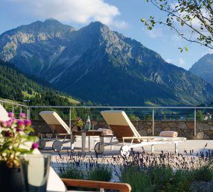 Terrasse Travel Charme Ifen Hotel Kleinwalsertal