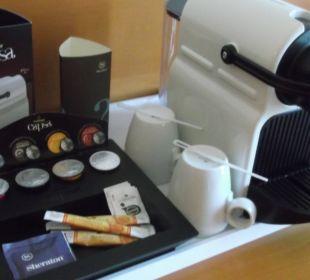 Kaffeeautomat Sheraton Düsseldorf Airport Hotel