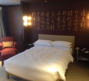 Bett Hotel Grand Hyatt Shanghai