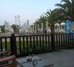 Beachbar Anthemus Sea Beach Hotel & Spa