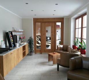 Saunabereich Wellnesshotel Zechmeisterlehen