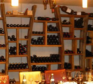 """Thema """"Wein"""" Genusshotel Der Weinmesser"""