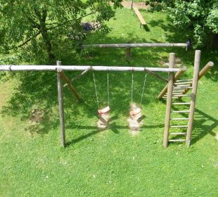 Kinderschaukel Ferienbauernhof Kilger
