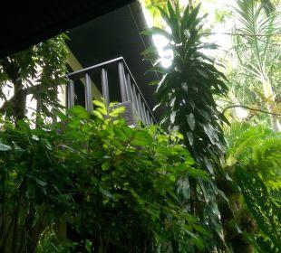 Ausblick aus dem Zimmer  K Hotel