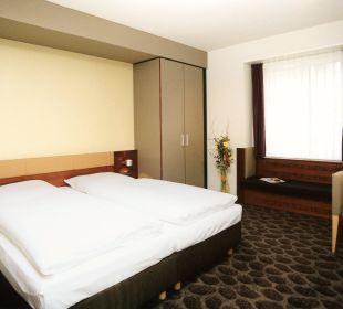 Doppelzimmer AKZENT Hotel Kaliebe