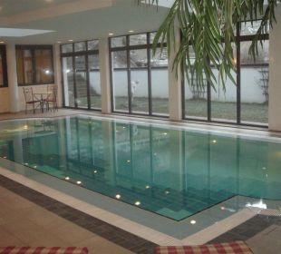 Hallenbad Hotel GasteigerHof