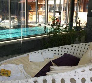 Innenpool Alpin Life Resort Lürzerhof