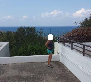 Balkon Aussicht 1 Hotel King Minos Palace