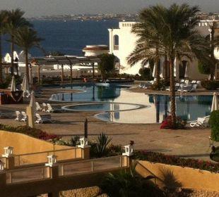 Widok z pokoju Hotel Continental Plaza Beach