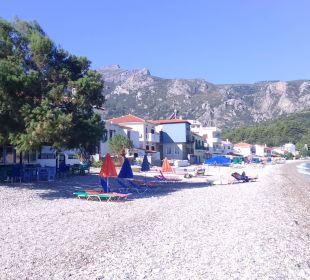 Wunderschöner ruhiger Strand Hotel Kalidon
